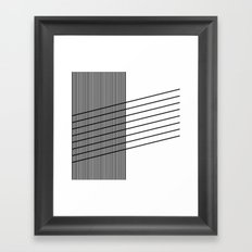 utkati v.2 Framed Art Print