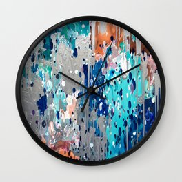 Abstract 187 Wall Clock