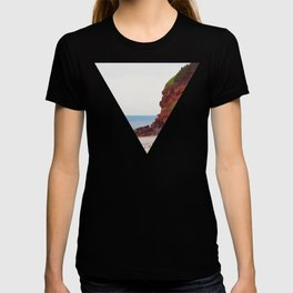 Singing Sands Beach T-shirt