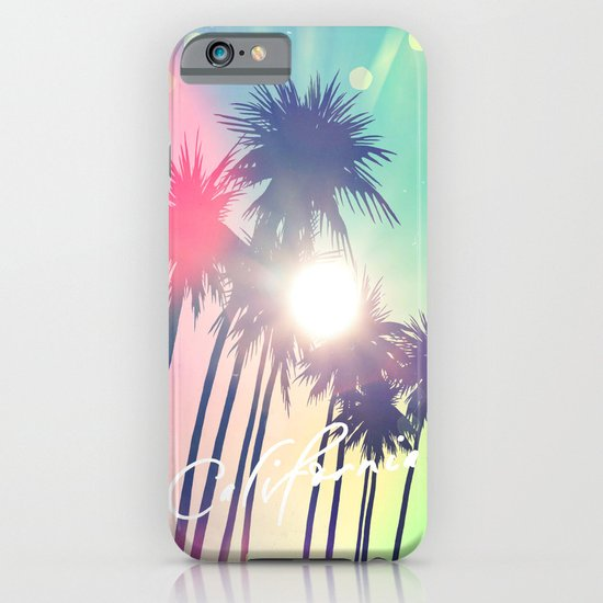 California Style iPhone & iPod Case