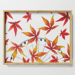 AUTUMN Serving Tray