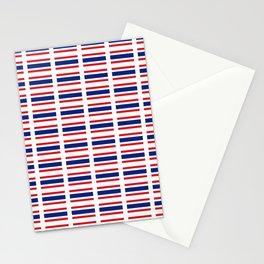 flag of thailand -thailand,Siam,thai,siamese,bangkok. Stationery Cards