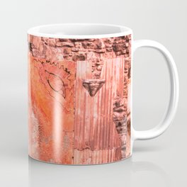 Childhood of humankind: Wisdom eye look left Coffee Mug