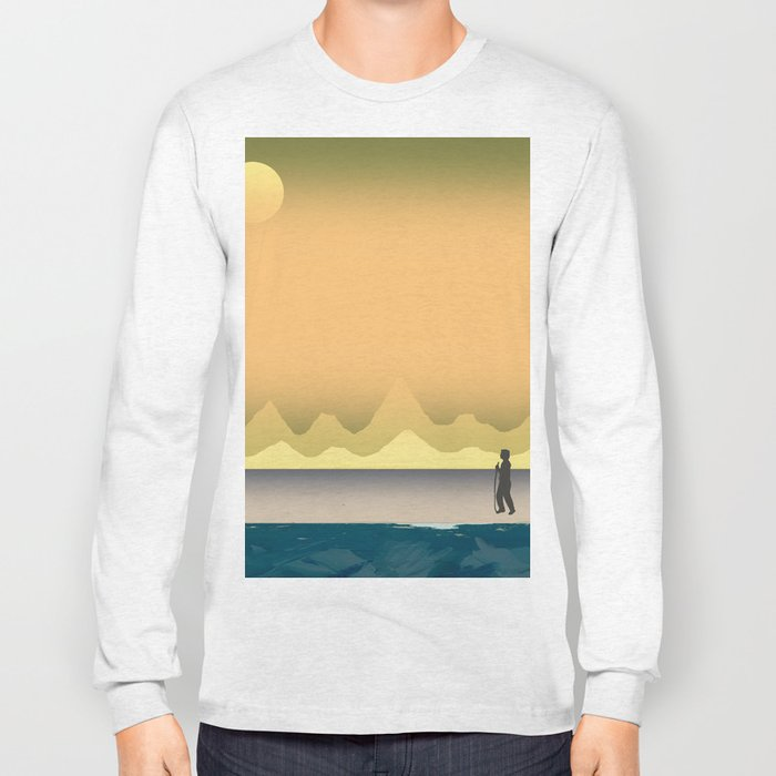 Following the Trail Long Sleeve T-shirt