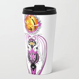 Cosmic Bubblegum Dragon Travel Mug