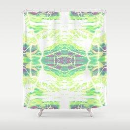 Grape Fader Shower Curtain