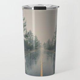 Hiking road explore Travel Mug
