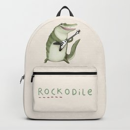 Rockodile Backpack