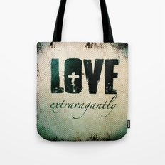 Extravagantly Tote Bag