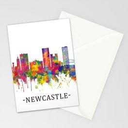 Newcastle UK Skyline Stationery Cards