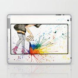 I'm Very Fond of Tea Laptop & iPad Skin