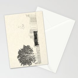 Tom's Favourite Spot —Angels Knoll Park, LA —(500) Days of Summer Stationery Cards