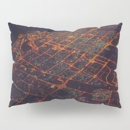 desert lights Pillow Sham