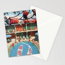 Hotel Koi Stationery Cards