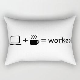 Workee Rectangular Pillow