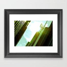 Epic View Framed Art Print