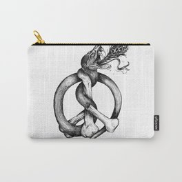 Believe the Dogma - No Peace Carry-All Pouch