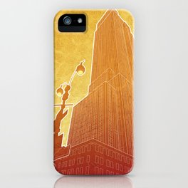 New Empire City iPhone Case
