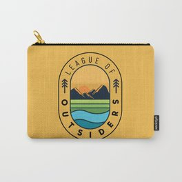 League of Outsiders Carry-All Pouch