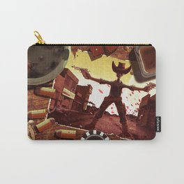 Main Street Shoot Out Carry-All Pouch