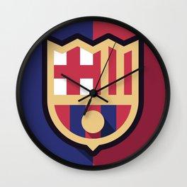 FCB Wall Clock