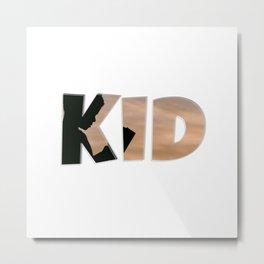 Kid Metal Print