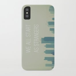 We All iPhone Case