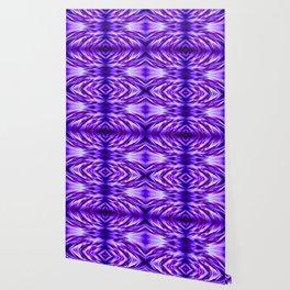 Cyber Monday   Purple Blue Night Wallpaper