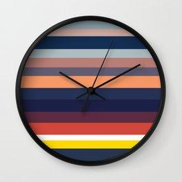 Ocean Sunset #1 Wall Clock