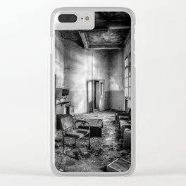 This is the way, step inside Clear iPhone Case
