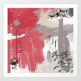 Likeness Art Print