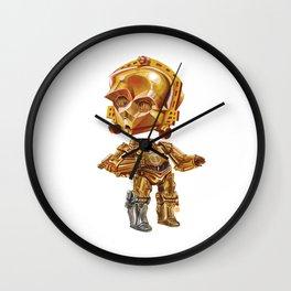 C3PO Wall Clock