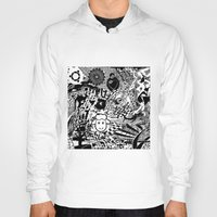 chaos Hoodies featuring Chaos by Cs025