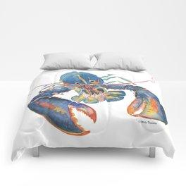 Sea Lobster Comforters