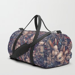 Bunnerflies Duffle Bag
