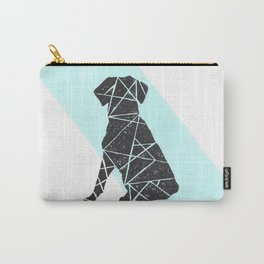 Geometic dog Carry-All Pouch