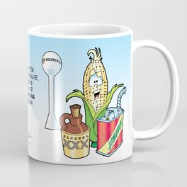 Ethanol & Alchohol Drinking Problem Coffee Mug
