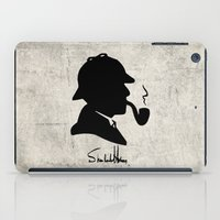 conan iPad Cases featuring World's Greatest Detective by Irina Chuckowree