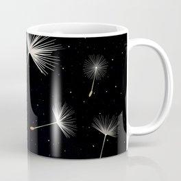 Celestial Dandelions Coffee Mug