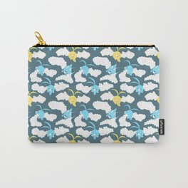 Swablu (blue) Carry-All Pouch