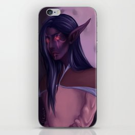 By Moonlight iPhone Skin