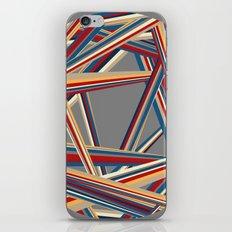 Bars and Stripes iPhone Skin