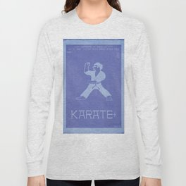 Retrogaming - International Karate + Long Sleeve T-shirt