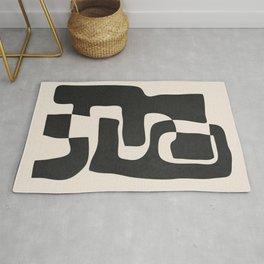 Abstract Art 55 Rug