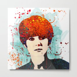 Our Cilla 2 Metal Print