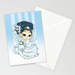 Jasmin Tea Gijinka Stationery Cards