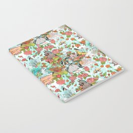 Fairy Tale Tapestry Notebook