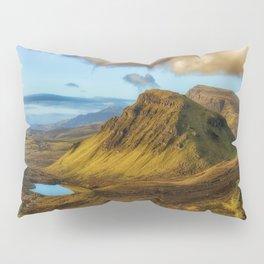 Green Mountain (Color) Pillow Sham