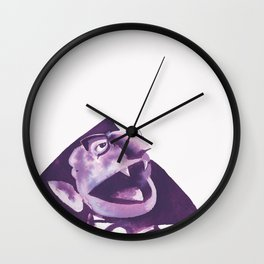 The Count Wall Clock
