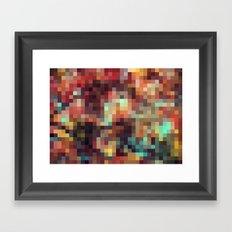 Nature Pixels No.11 Framed Art Print